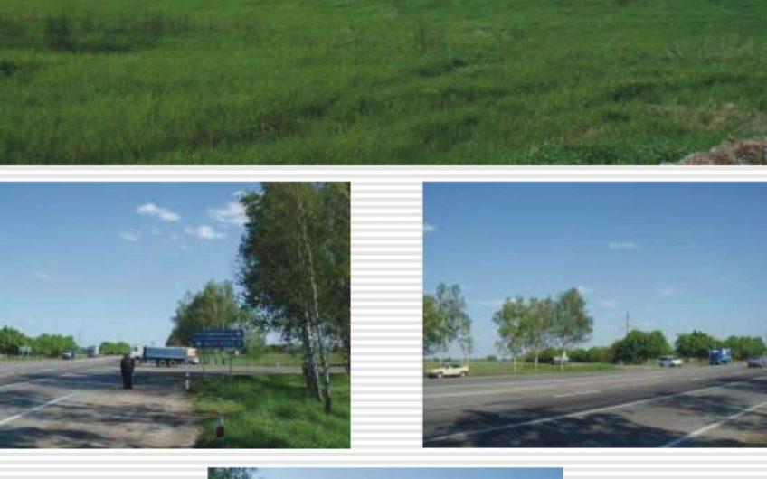 Киевская обл. Фасад Одесской трассы