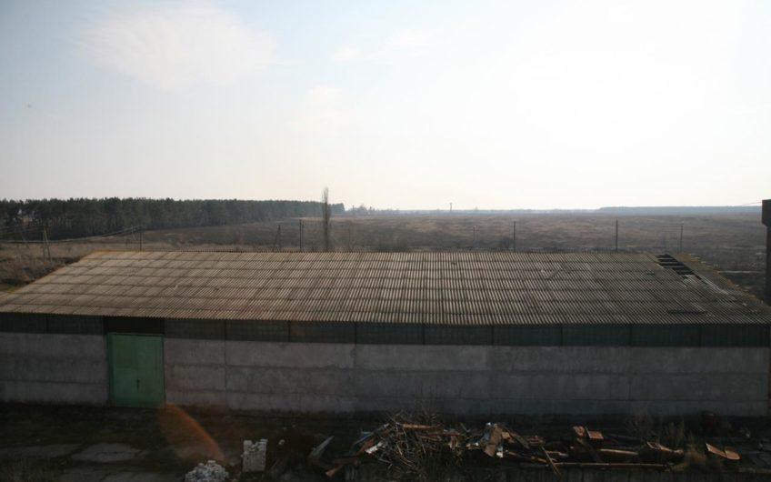Продажа / Производственное помещение / ул. Промысловая, c.Вишенки