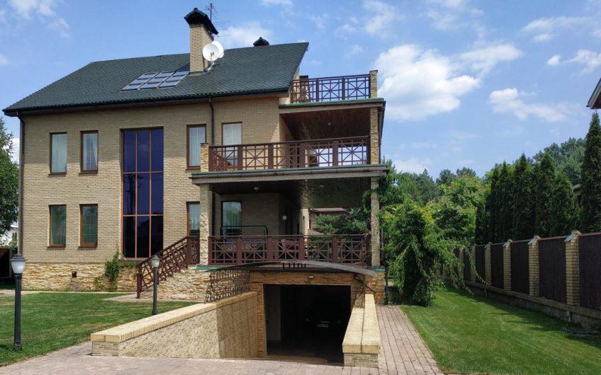 Белогородка Дом с видом на речку и лес. Без комиссионных!
