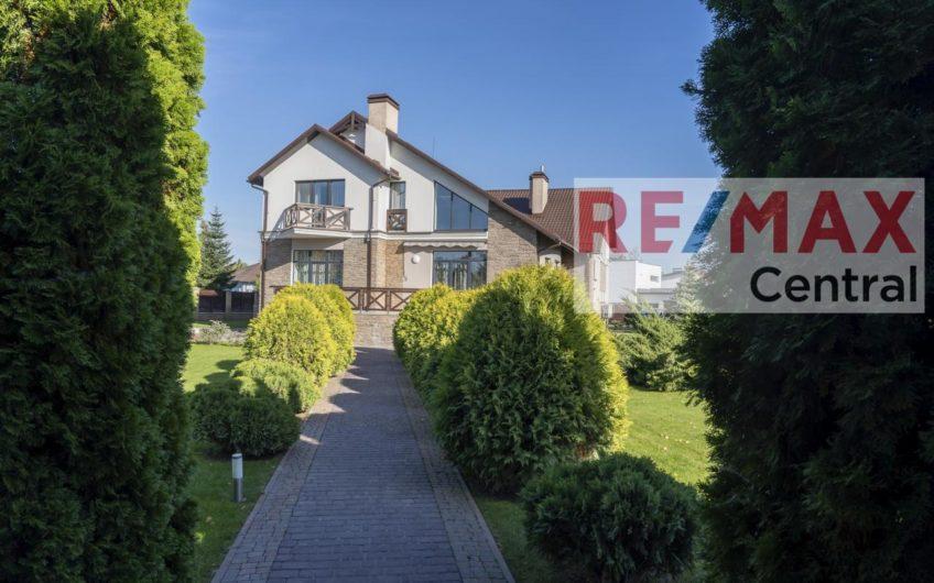 Продажа дома в Конча-Заспе. Большая дамба.  Koттеджный городок