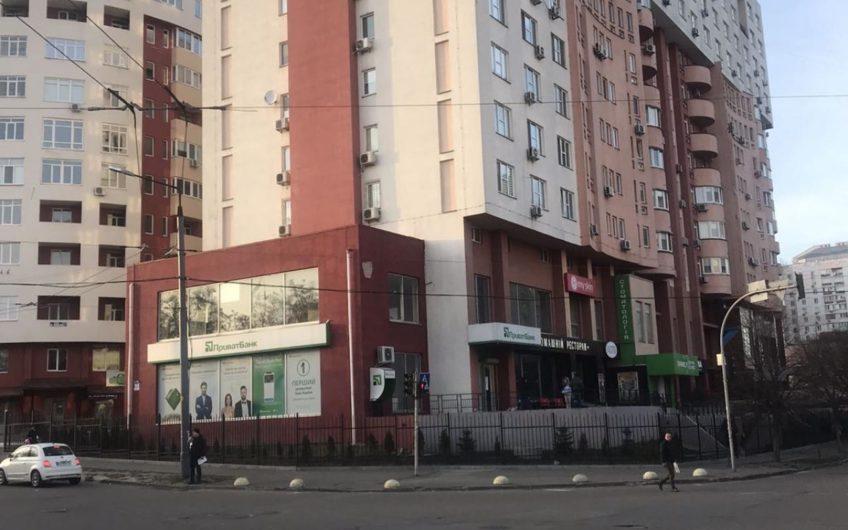 Аренда / Торговая площадь / ул. Эрнста Федора