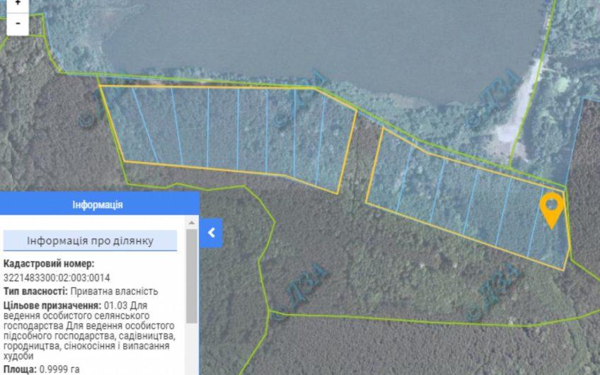 Продажа участков под инвестиционный проект на озере Круглик