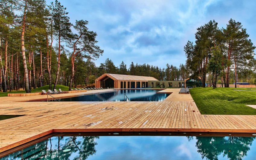 Продажа эксклюзивных участков на Лебедевке, возле Riviera Villas и обводного канала! Киевское море!