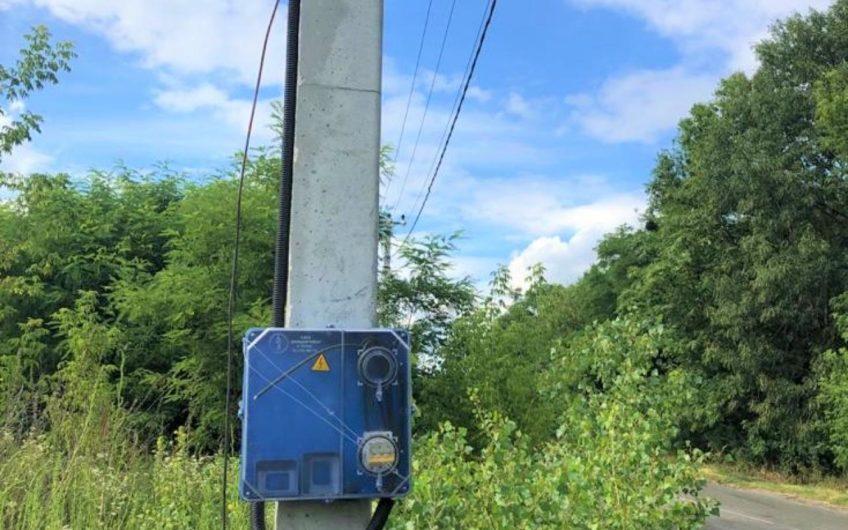 электричество 20 кВт под строительство или бизнес $3
