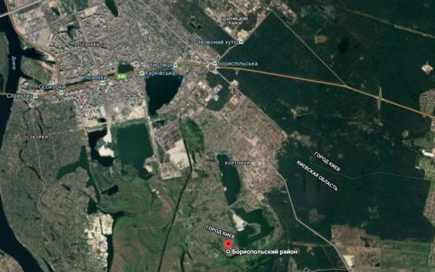 Продажа земли под инд. строительство в закрытом кооперативе / Бортничи