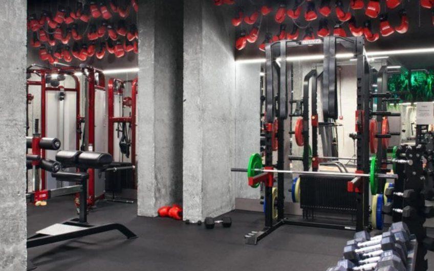 Нежилое помещение / Подвальный этаж / Тренажерный зал / Спортклуб