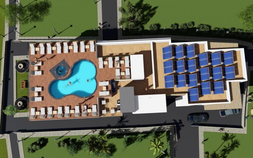 Chloraka Seaview Luxury Apartments, Pathos, Cyprus
